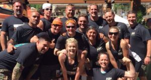 Jensen Tough Mudder