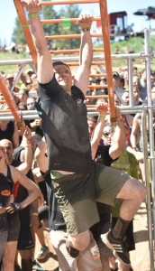 Josh Dragon Tough Mudder